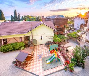 Дача Лазаревское гостевой дом